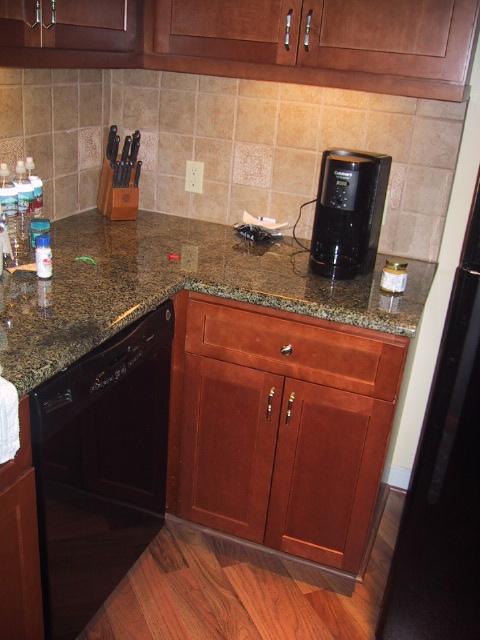キッチン脇&食洗機
